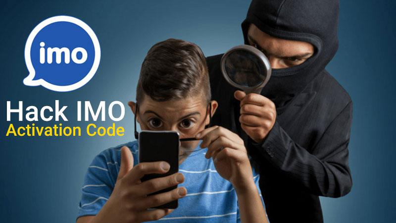 برنامه هک و کنترل ایمو IMO از راه دور