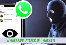 تصویر از هک واتساپ ( WhatsApp ) با شماره موبایل و گوشی