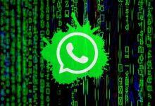 تصویر از خواندن پیام واتس اپ دیگران در سال 2020 WhatsApp