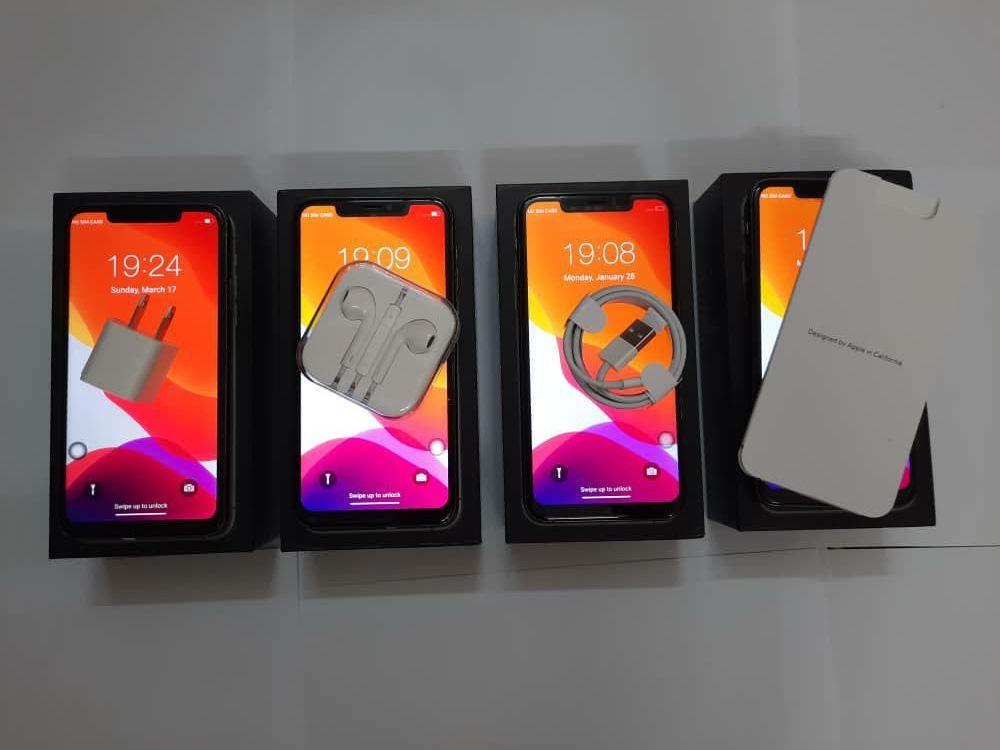 گوشی موبایل لمسی طرح اصلی ایفون یازده پرومکس iphone 11 pro max