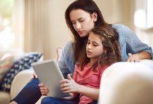تصویر از برنامه کنترل فرزند کنترل مخفی گوشی فرزندان والدین در فضای مجازی